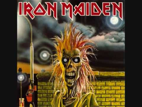 Iron Maiden- Running Free
