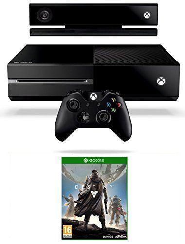 Xbox One Console with Kinect and Destiny (Xbox One) by Microsoft, http://www.amazon.co.uk/dp/B00KJFDN82/ref=cm_sw_r_pi_dp_1Cj6tb133XD0K