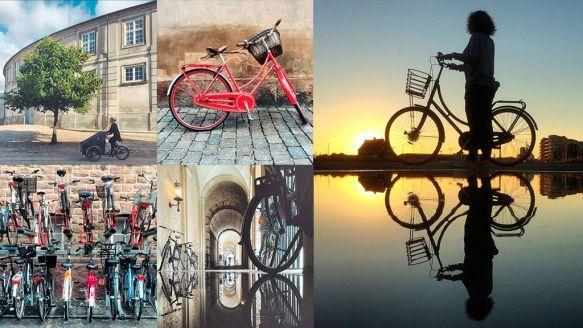 Bike collage, photo Instagram