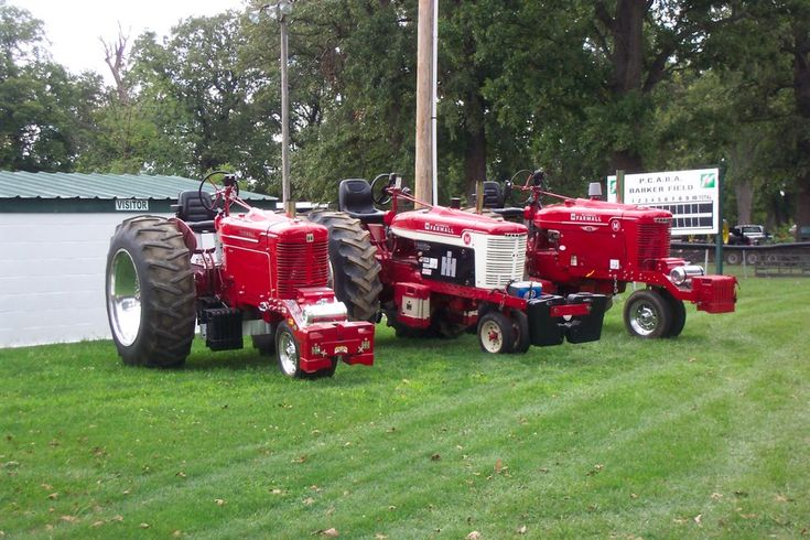 Ih Super Stock Pulling : Best tractors images on pinterest