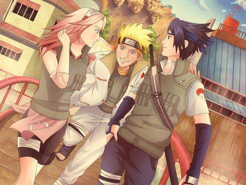 Naruto und sakura starten Dating-Fanfiction