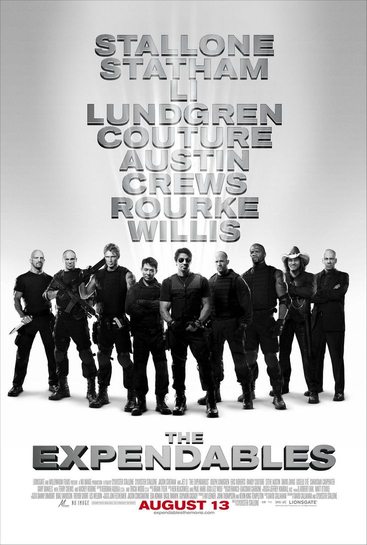 The Expendables ♥♥