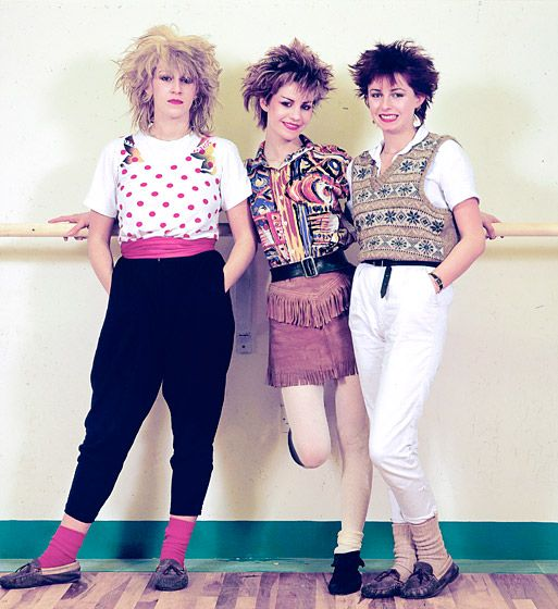 """Bananarama  The English duo, formed in 1979, is made up of Keren Woodward and Sara Dallin, although they achieved even more success with their third member, Siobhan Fahey. Their hits include, """"Robert De Niro's Waiting"""" and """"Cruel Summer,"""" their first U.S. top 10 single. By 2002, Fahey had left the group, which had sold 40 million records worldwide."""