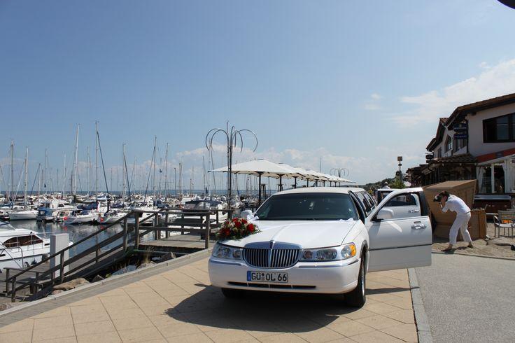 Heiraten am Strand Kühlungsborn Ostsee Hochzeit am Meer