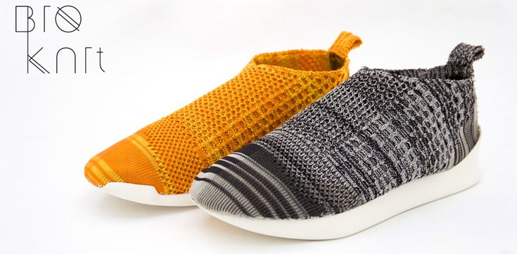 ammo liao develops nature influenced bio-knit recyclable sneakers