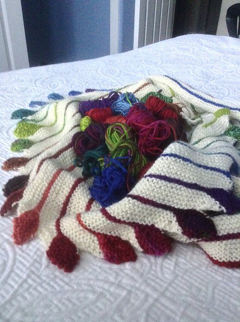 nonniebalooney's Leftie, knitted in Temptation