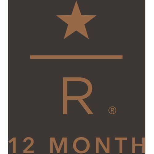Starbucks Reserve Roastery - 12 Month Subscription