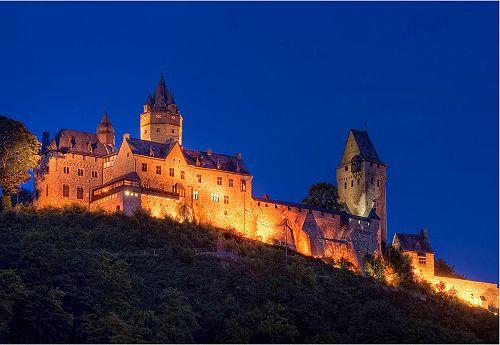 Burg Altena (Altena Castle), Altena, Märkischer Kreis, North Rhine-Westphalia, Germany - www.castlesandmanorhouses.com