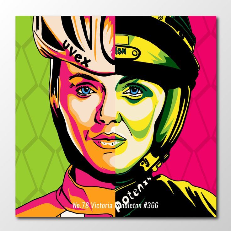 Day 78 of #project366 an #illustration a day.  Today Olympic cyclist and now Cheltenham jockey, Victoria Pendleton.  #drawing #drawings #illustrator #art #creative #creativity #mixedmedia #mashup #newart #design #designer #graphicdesign #graphics #sketch #sketchbook #portrait #instagram #victoriapendleton #cheltenham #goldcup #racing #olympics #cycling #goldmedal #horseracing #icon