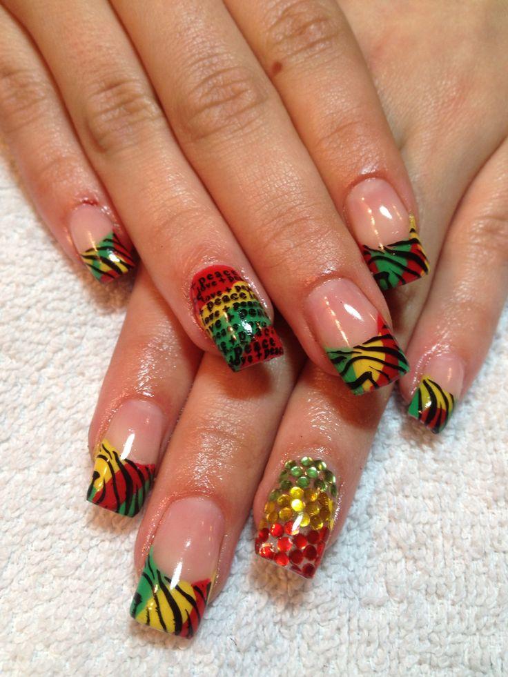 25+ Beautiful Pretty Gel Nails Ideas On Pinterest