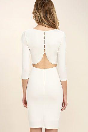 Little White Dresses Long & Short White Dresses for Women