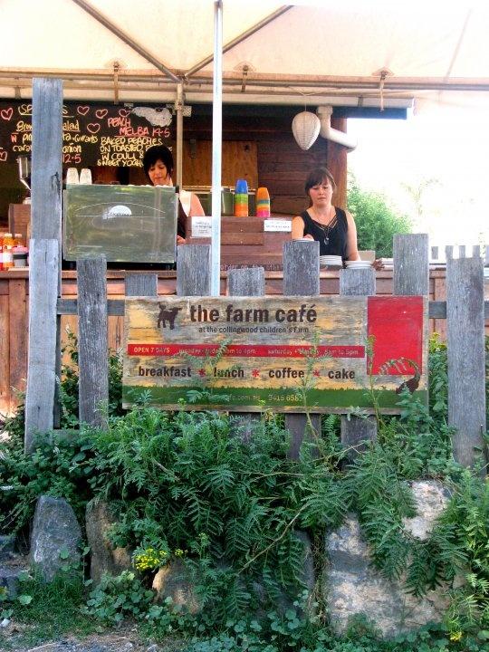 Farm Cafe, Abbotsford Convent Collingwood Melbourne Victoria Australia