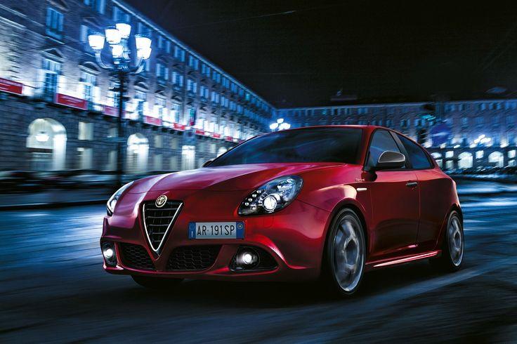 Alfa Romeo Giulietta Sprint (2016)