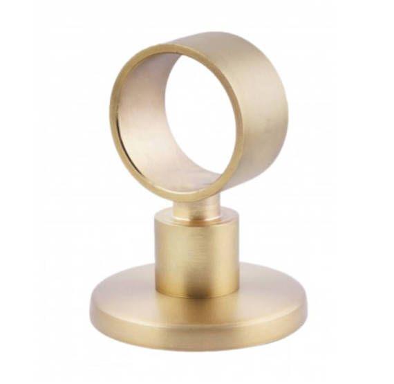 Bracket For Lucite Curtain Round Rod Bracket Acrylic Bracket Brass