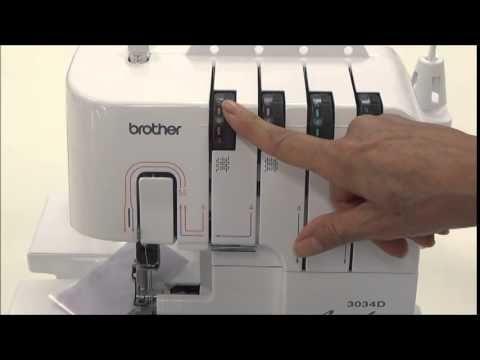 Overloque 3034D - Apresentação da máquina (by Academia Licenciada) - YouTube