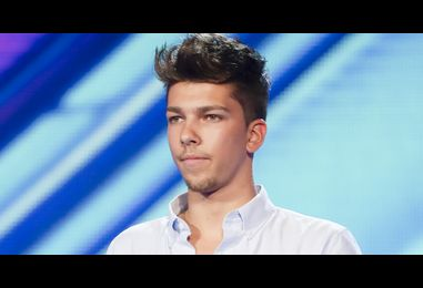 Louis Tomlinson lookalike Matt Terry is already favourite to win The X Factor