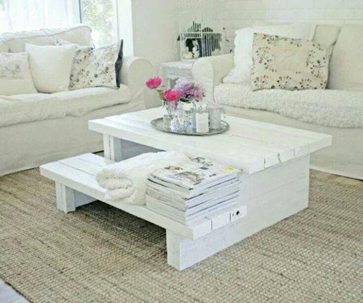 Pallet Table... Kids table for family dinners