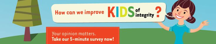 Kids of Integrity | Free Christian Parenting Tips and Resources