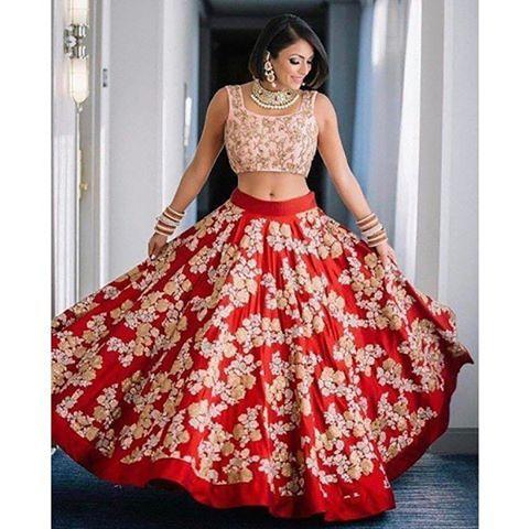 Poly Silk Printed Red Semi Stitched Lehenga  #Dm or #whatsapp for #price  #designer#suits#ethnicwears#indianwear#ladiessuits#partysuits#fashionable#girlsfashion#womeansclothing#onlineshopping#partywears#bridalwear#bollywood#costume#punjabi#beautifullgirl#girlboss#amazing#stunning#pretty#model#gorgeous#babe#designer#creator#party#punjabi_suits#