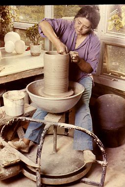 TOSHIKO TAKAEZU (1922-2011) I love to see the artists while they are creating their art.  ...MKL...