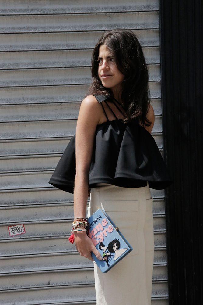 Leandra Medine #StreetStyle