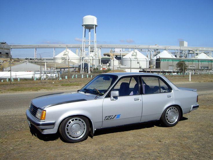 Holden Gemini Zz/Z
