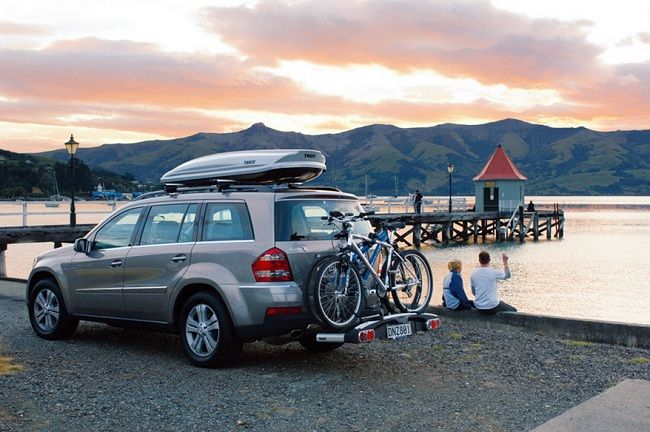 bike carrier, thule, thule bike carrier, thule fietsendrager, fietsvakantie, cycling holiday,