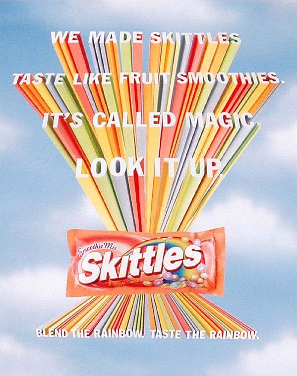Masterfoods Skittles: Rainbow, 3