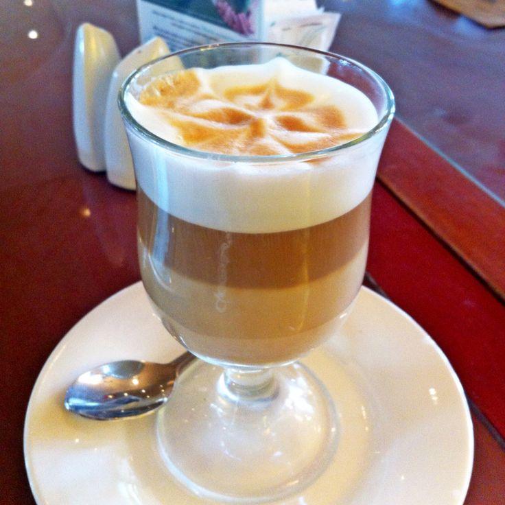 Morning Latte @Linjani