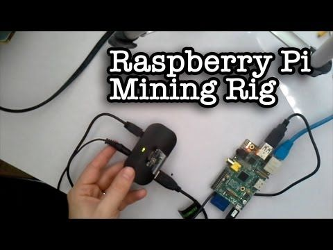 Raspberry pi cpu miner cryptocurrency