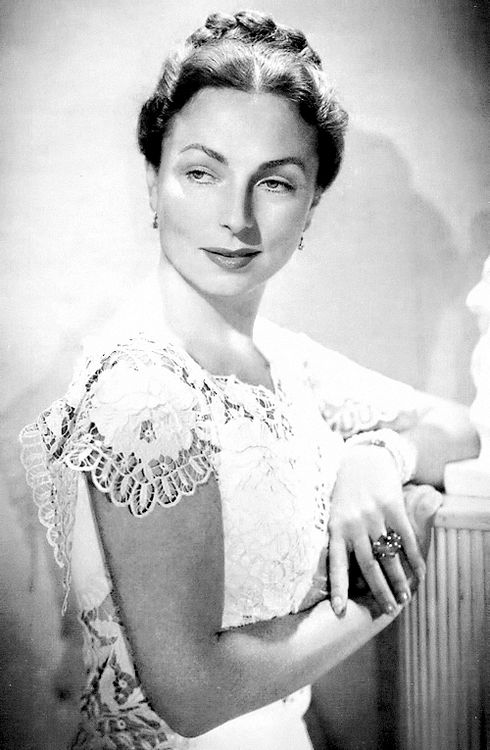 Agnes Moorehead 1940 S All Right Mr Demille I M