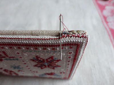 tutorial pin keep: http://marijke-steekjeskruisjes.blogspot.it/2011/12/pinkeep-noel-en-werkbeschrijving.html
