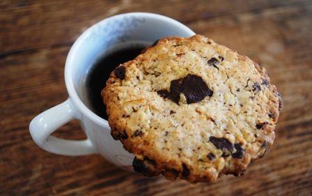 » Cookies aux flocons d'avoine, orange et chocolat | Clea cuisine