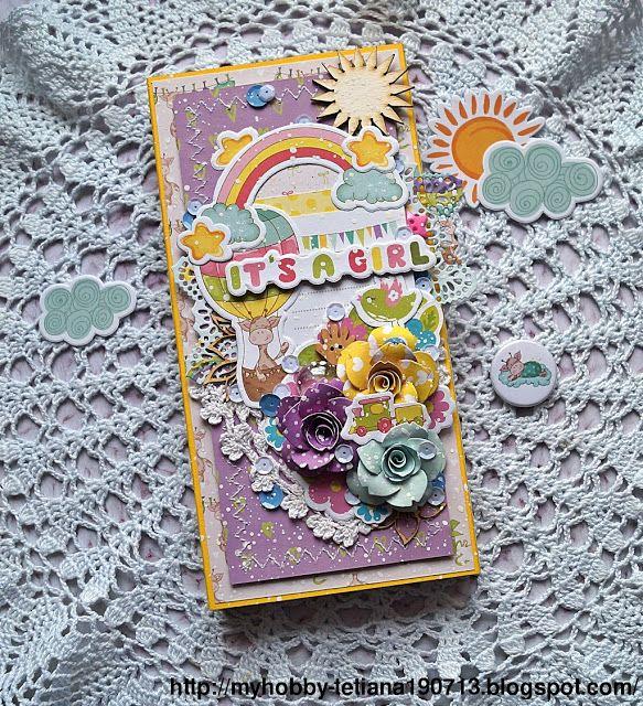 Creative Workshop Tetiana Tarasiuk: Шоколадница для девочки.