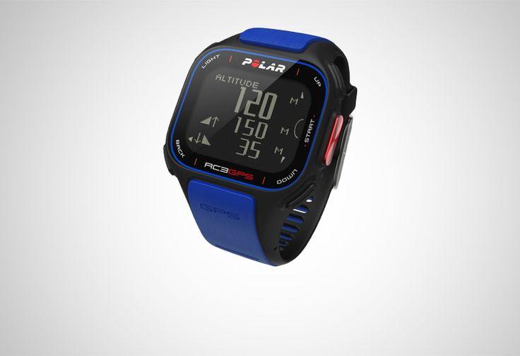 #Polar RC3 GPS HRM