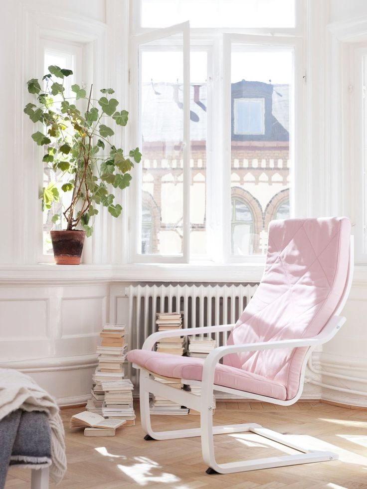 We're Giving 3 Lucky Readers a Limited-Edition IKEA Poäng Chair—Enter Now via @MyDomaine
