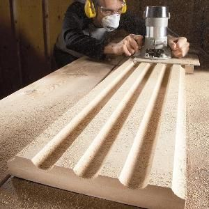 MDF (medium-density fiberboard) is inexpensive, durable, and a good choice for many woodworking and carpentry projects. Learn how to use it correctly, and how to avoid common mistakes.