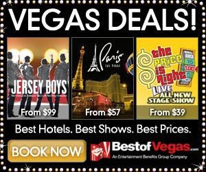 Place I Booked My Show Tickets In Vegas