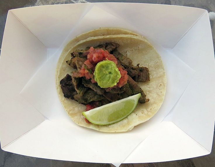 "Part 2: What is ""gourmet"" taco catering, you ask? Perfectly prepared carne asada tacos. #asadatacos #delicious #gourmet #taco #catering #tacos #RastaTaco #LAfoodie #LAtacos"