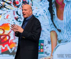 Ballmer is retiring from Microsoft. That's the best news they've had in a while.