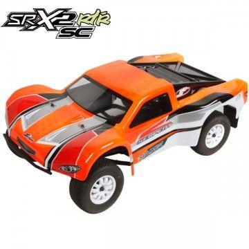 SERPENT - SHORT COURSE SPYDER RTR 1/10 ELECTRIQUE 2WD RM SER500005