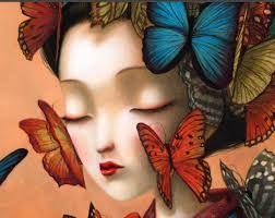 Benjamin Lacombe - Illustration - Madame Butterfly