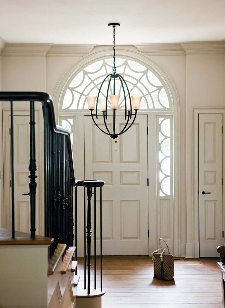 How To Size A Foyer Light Height 7 Feet From Floor Width Add Length Of Room Convert Inches For The