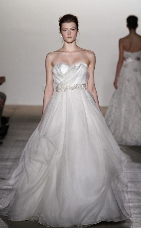 Best 48 Rivini Creations images on Pinterest | Short wedding gowns ...