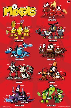 80 best Mixels images on Pinterest | Lego, Legos and Wish list