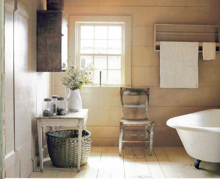 country bathroom interior design ideas