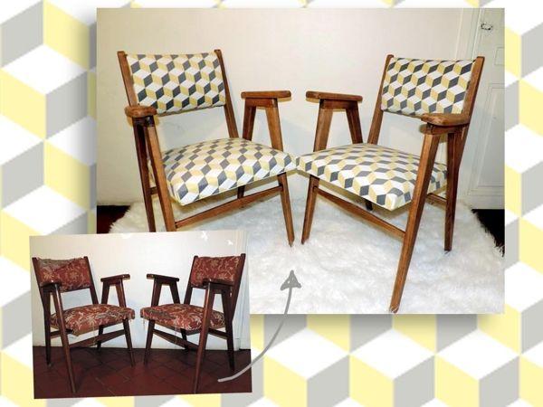 1000 id es sur le th me vieilles chaises sur pinterest chaises chaise banc - Customiser des chaises ...