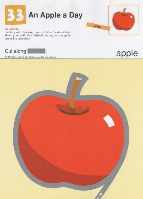 33- Knippen appel