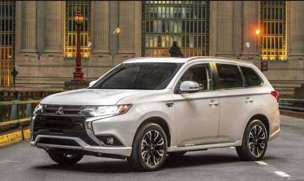 2018 Mitsubishi Outlander Price, Interior and Exterior Design