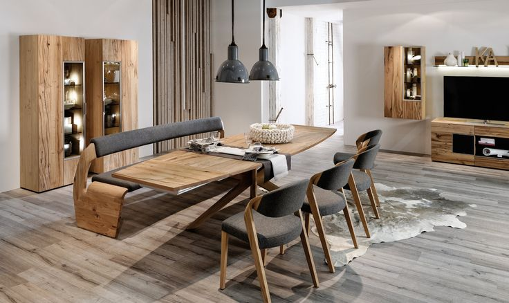 v-alpin - produkte - möbel - voglauer | esszimmer | pinterest, Esszimmer dekoo